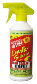 Caulk & Foam Sealant Remover