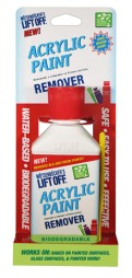 Acrylic Paint Remover