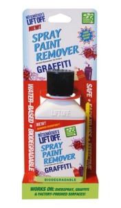 Spray Paint Remover