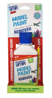 Model Paint Remover