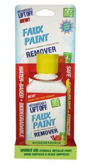 Faux Paint Remover