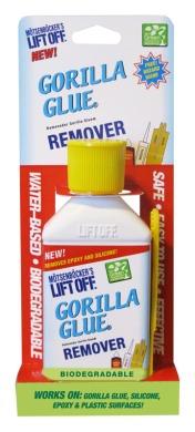 Gorilla Glue Remover